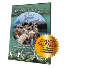 dancing salmon home DVD